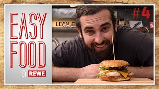 Easy Food by REWE 4/7 - Der beste Chicken Burger