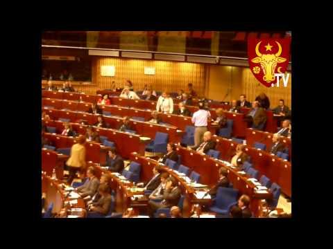 Dezbateri la CoE: Raportul despre Moldova