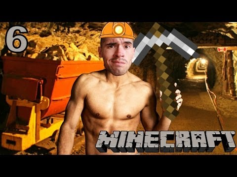 GERMAN EL MINERO | Minecraft | Parte 6 - JuegaGerman