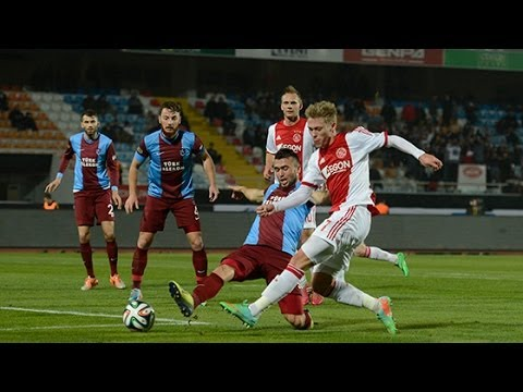 Highlights Trabzonspor - Ajax