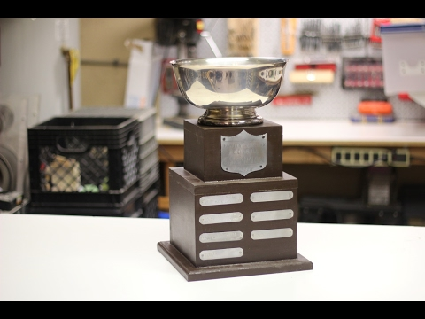 Fantasy Football Trophy - Cheap and Easy