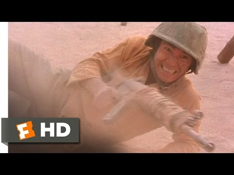 Shaolin Soccer (412) Movie CLIP - Soccer is War (2001) HD