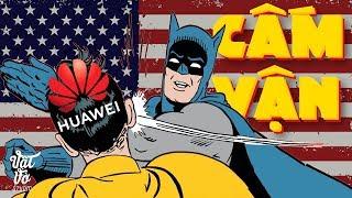 Căng cực: Google Qualcomm ngừng chơi với Huawei