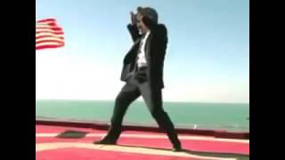 Obama dance  - nitajuta mkubwa na wanaye (Ya moto)