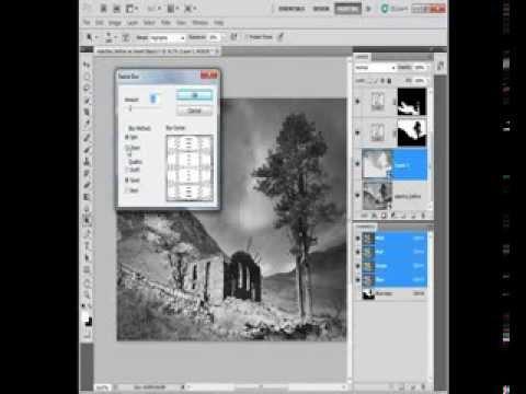 Czarno-białe zdjęcia - Photoshop [edycja zdjęć]