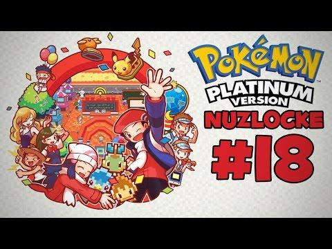 Pokémon Platino Nuzlocke Ep.18 - LA CUNA DE SPIRITOMB