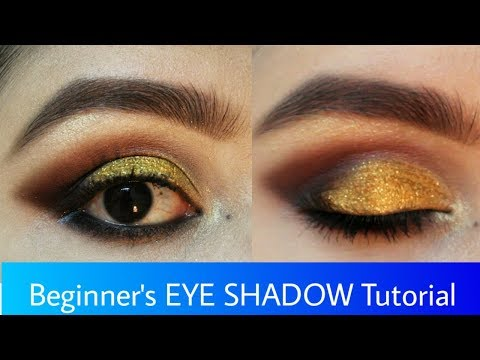 HOW TO APPLY EYESHADOW   Step BY Step EyeShadow Tutorial For Beginners