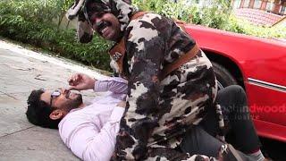 Simba MAKING – Super Exclusive Action Scenes | Bharath, Premgi