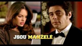 Magnum Gold: Benicio Del Toro - loupež [reklama]