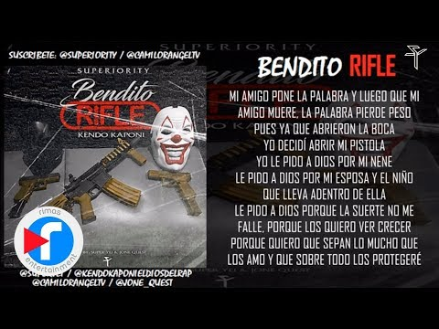 0 - Kendo Kaponi - Bendito Rifle