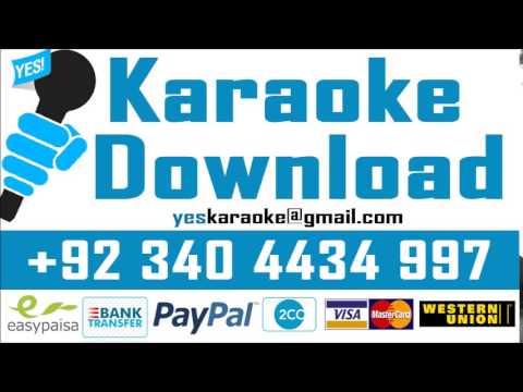 Do pyase dil ek huye hain aise   Mehdi Hassan   Mehnaz Pakistani Karaoke Mp3