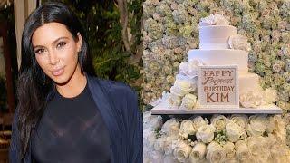 Kim Kardashian Surprise 35th Bday Party Thrown By Kanye