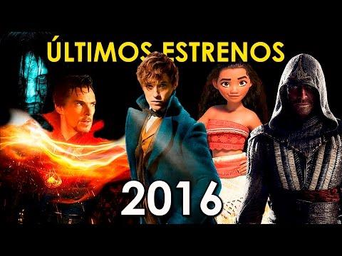 Cine-ULTIMOS ESTRENOS DE PELICULAS 2016 | TRAILERS ESCENAS | DOCTOR STRANGE MISS PEREGRINE | WOW QUE PASA