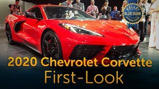 2020 Chevrolet Corvette Stingray - First Look
