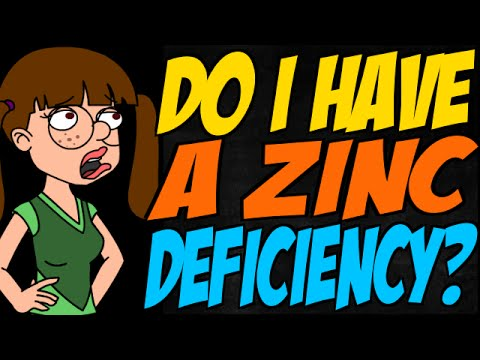 Do I Have a Zinc Deficiency?