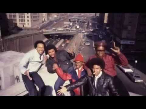 HIP HOP THE BRONX 1980'S