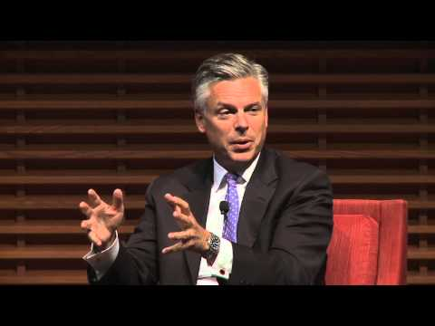 Jon Huntsman: Internet Censorship in China