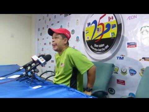 Sultan Azlan Shah Cup 2016: Day 3: Malaysia Post Match Press Con
