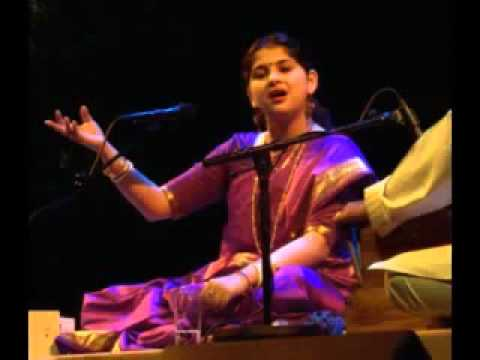 Thumri -- Yaad Piya Ki Aaye -- Kaushiki Chakrabarty -- Part...
