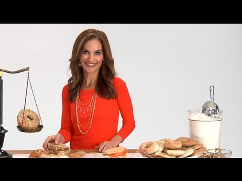 Joy Bauer's What the Heck are You Eating: Bagels