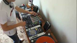Dj Reverse Electro Session  (Electro House)