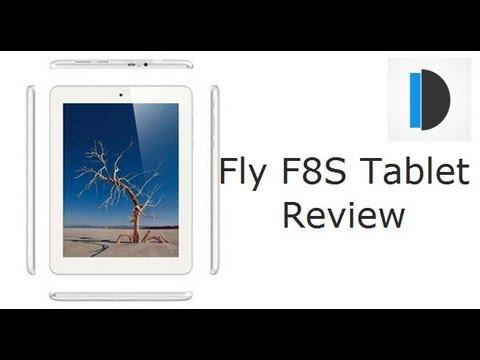 fly f8 s android tablet full review youtube