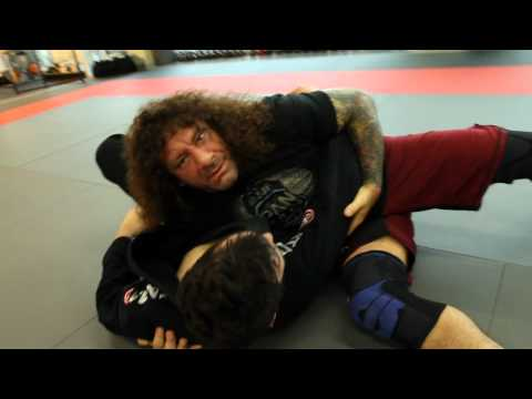 Kurt Osiander's Move of the Week - Half Guard Escape