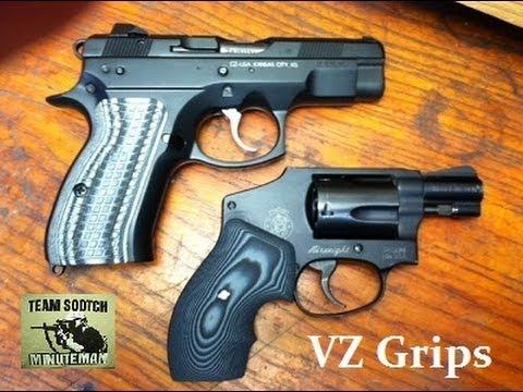 Get A Grip : VZ Grips
