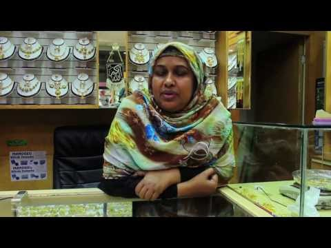 The Life of Somali Gold Traders in Dubai