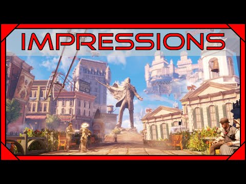 Bioshock Infinite (PS3) Review & Impressions