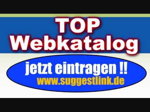 Webkatalog Webverzeichnis Suggestlink.de - Jetzt Webseite eintragen ! Besseres Ranking !