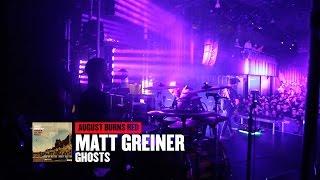 Matt Greiner | August Burns Red | Ghosts