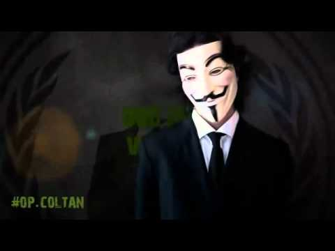 Anonymous - #Operation Coltan/Congo