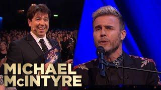 Gary-Oke! Gary Barlow Duets With Karaoke Singers on the Big Show | Michael McIntyre