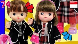 Mainan Boneka Eps 74 Back To School Nene - GoDuplo TV