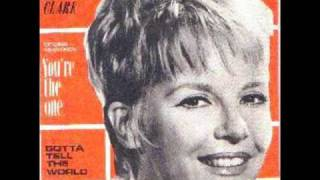 Watch Petula Clark Youre The One video