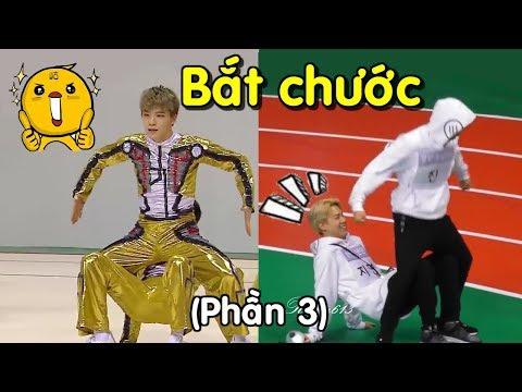 [BTS funny moments #31] Lại chuyện bắt chước =))) (Phần 3)