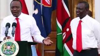 DP Ruto To Go Through Lifestyle Audit, Uhuru Says