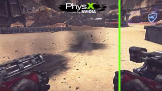 PlanetSide 2 PhysX Trailer