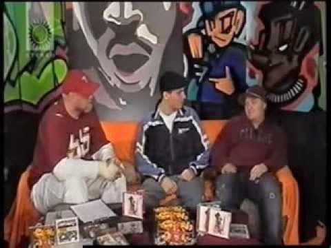 Music video OSTR/DJ HAEM w programie RBK Hip Hop Street - Music Video Muzikoo