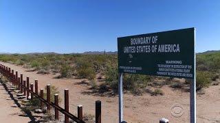 Native American tribe fights Trump's border wall