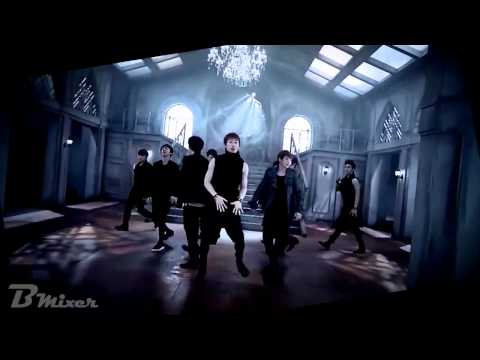 Super Junior - Opera Mirrored Dance video