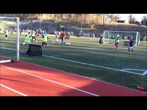 Coerver Viasat Champions Academy -Simen Halle football talent