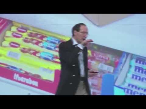 Future Retail - Futurist Keynote for Samsung VIP clients - Marketing, Mobile customers, Big Data