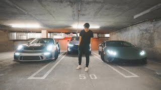 Millionaire Teen Shows Off $1,000,000 Dollar Exotic Car Collection