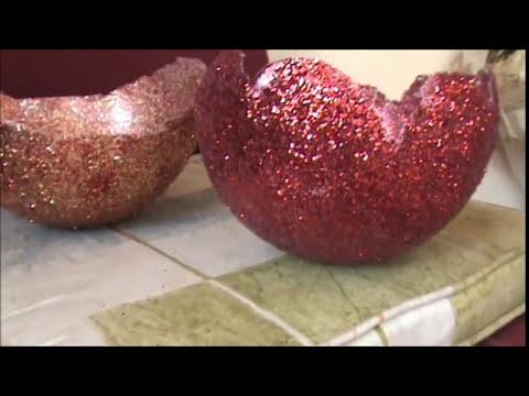 ideas para decorar tu casa esta navidad!!♥ (facil)