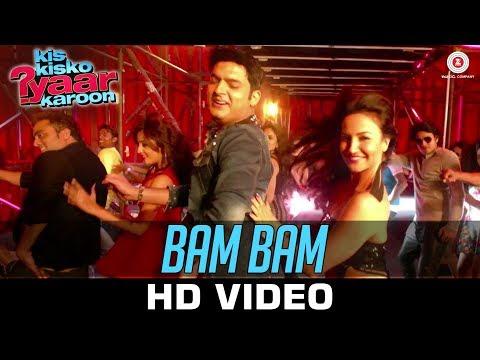 Bam Bam Video Song - Kis Kisko Pyaar Karoon