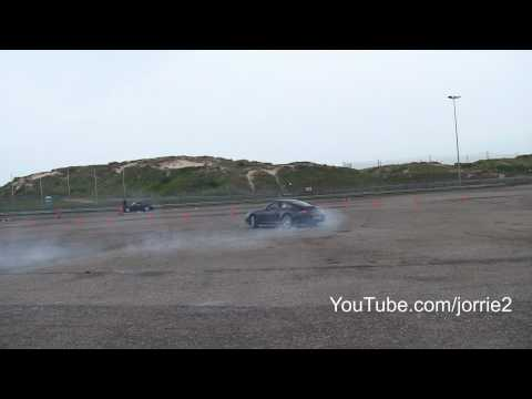 Will it drift? Porsche 911 Carrera 997 MkI - 1080p HD