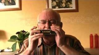 THEME FROM THE GODFATHER - HARMONICA