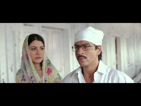 SRK & Anushka Sharma Awesome scene from Rab Ne Bana Di Jodi *...